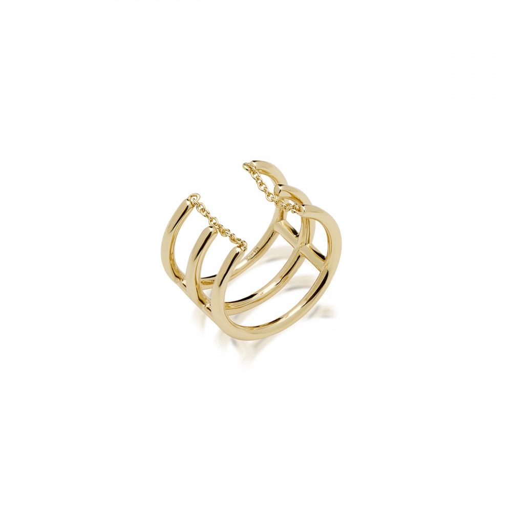 JCOU CHAINS RING